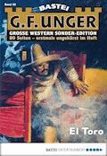 G. F. Unger Sonder-Edition 98 - Western - G. F. Unger - E-Book