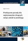 Praktyczne porady dla wykonawców chcących wziąć udział w przetargu - Agata Smerd - ebook