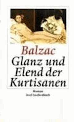 Glanz und Elend der Kurtisanen - Honoré de  Balzac - ebook