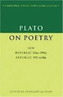 Ion - Plato - ebook