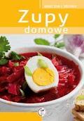 Zupy domowe. Smaczne i zdrowe - Marta Krawczyk - ebook