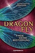 Dragonfly - Antoinette Lühmann - E-Book