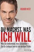 Du machst, was ich will - Volker Kitz - E-Book