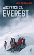 Wszystko za Everest - Jon Krakauer - ebook