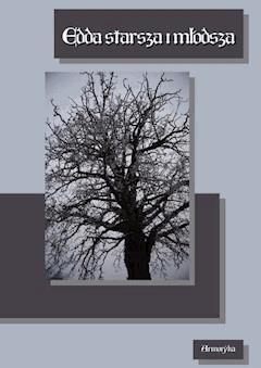 Edda - Starsza - poetycka i Młodsza - prozaiczna - Snorri Sturluson - ebook