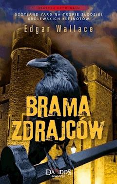 Brama zdrajców - Edgar Wallace - ebook