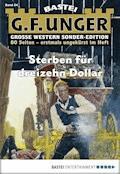 G. F. Unger Sonder-Edition 54 - Western - G. F. Unger - E-Book