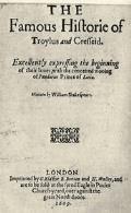 Troilus and Cressida - William Shakespeare - ebook