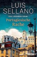 Portugiesische Rache - Luis Sellano - E-Book