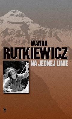 Na jednej linie - Wanda Rutkiewicz - ebook