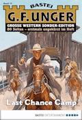 G. F. Unger Sonder-Edition 15 - Western - G. F. Unger - E-Book