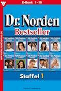 Dr. Norden Bestseller Staffel 1 – Arztroman - Patricia Vandenberg - E-Book