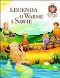 Legenda o Warsie i Sawie - Mirosław Souczek - ebook