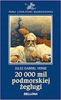 20 000 mil podmorskiej żeglugi - Jules Verne - ebook