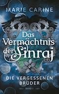 Das Vermächtnis der Sinraj - Marie Carine - E-Book