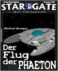 STAR GATE 023: Der Flug der Phaeton - Richard Barrique - E-Book