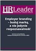 Employer branding - buduj markę, a nie jedynie rozpoznawalność - Emilia Wawrzyszczuk - ebook