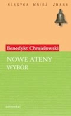 Nowe Ateny - Benedykt Chmielowski - ebook