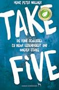 Take Five - Heinz Peter Wallner - E-Book