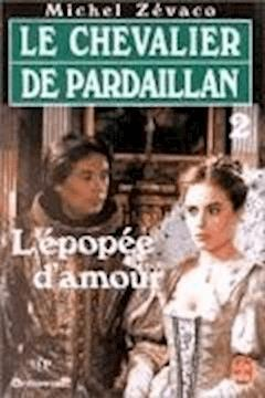L'épopée d'amour - Michel Zévaco - ebook