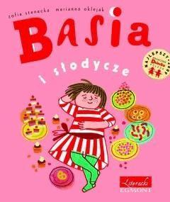 Basia i słodycze - Zofia Stanecka - ebook