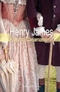 Księżna Casamassima - Henry James - ebook