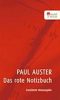 Das rote Notizbuch - Paul Auster - E-Book