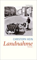 Landnahme - Christoph Hein - E-Book