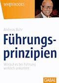 Führungsprinzipien - Andreas Buhr - E-Book