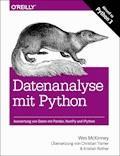 Datenanalyse mit Python - Wes McKinney - E-Book