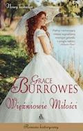 Więźniowie miłości - Grace Burrowes - ebook
