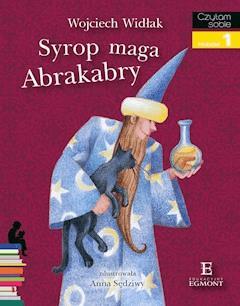 Syrop maga Abrakabry. Czytam sobie - poziom 1 - Wojciech Widłak - ebook