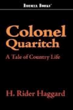 Colonel Quaritch, V.C. - Henry Rider Haggard - ebook