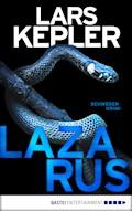 Lazarus - Lars Kepler - E-Book