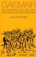 Gaismair - Felix Mitterer - E-Book