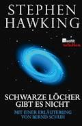 Schwarze Löcher gibt es nicht - Stephen Hawking - E-Book