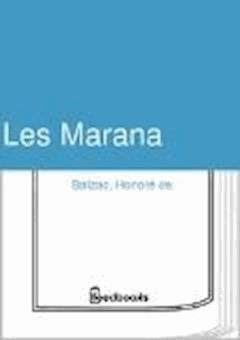 Les Marana - Honoré de  Balzac - ebook