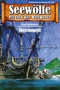 Seewölfe - Piraten der Weltmeere 500 - Fred McMason - E-Book