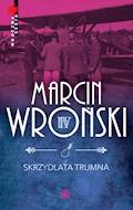 Skrzydlata trumna - Marcin Wroński - ebook + audiobook