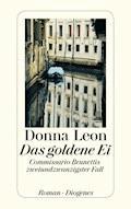 Das goldene Ei - Donna Leon - E-Book + Hörbüch