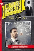 Butler Parker 1 - Kriminalroman - Günter Dönges - E-Book