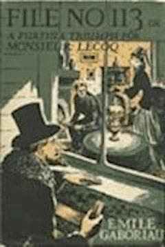File No. 113 - Émile Gaboriau - ebook