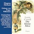 Die kleine Alice - Lewis Carroll - Hörbüch