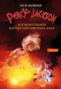 Percy Jackson - Auf Monsterjagd mit den Geschwistern Kane (Percy Jackson ) - Rick Riordan - E-Book
