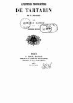 Tartarin of Tarascon - Alphonse Daudet - ebook