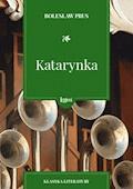Katarynka - Bolesław Prus - ebook