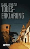 Todeserklärung - Klaus Erfmeyer - E-Book