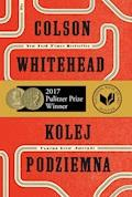 Kolej podziemna - Colson Whitehead - ebook + audiobook