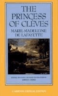 The Princess of Cleves - Madame de la Fayette - ebook