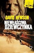 Niewłaściwa dziewczynka - David Hewson - ebook